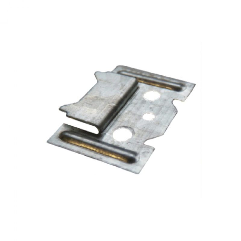 Mounting clip for tiles
