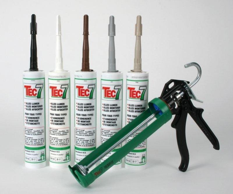 Polymer TEC7 - sealant and glue