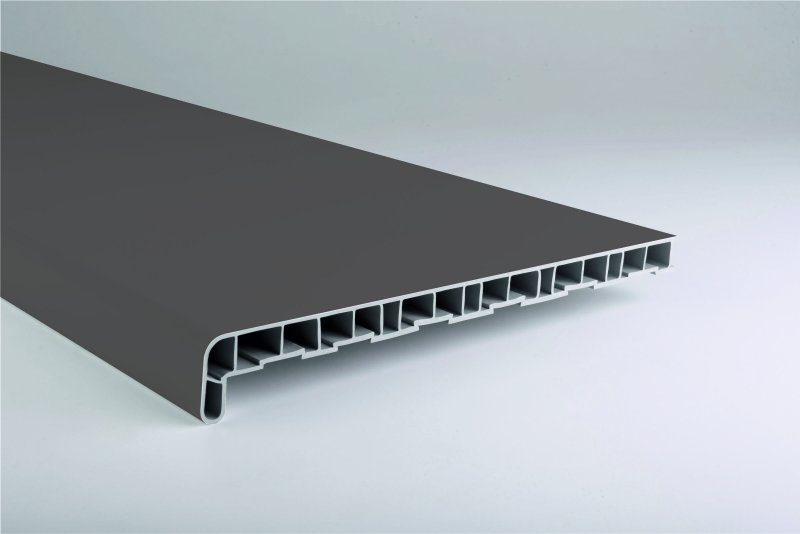 Greenline PVC sill - anthracite