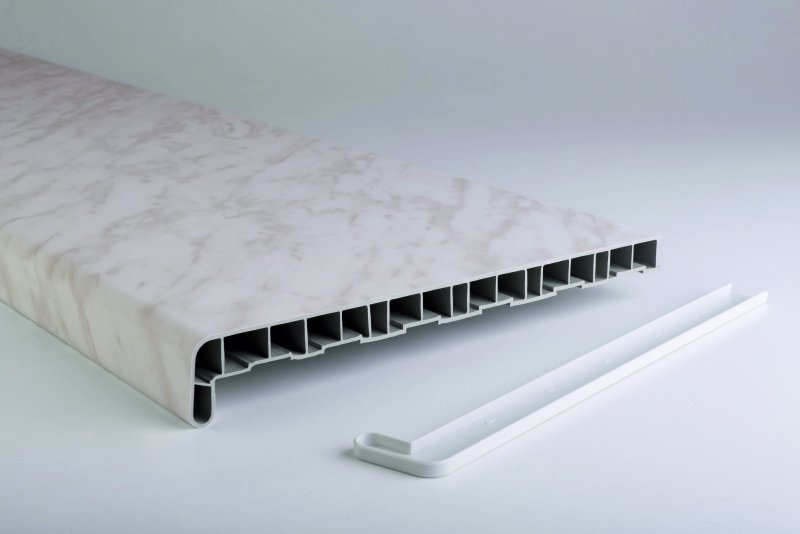 Greenline PVC sill - MARBLE