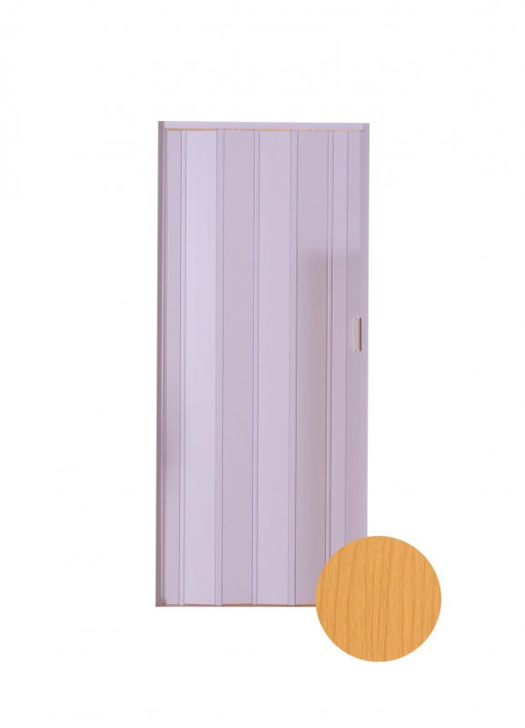 Kit LUCIANA 73x200 cm - beech, solid