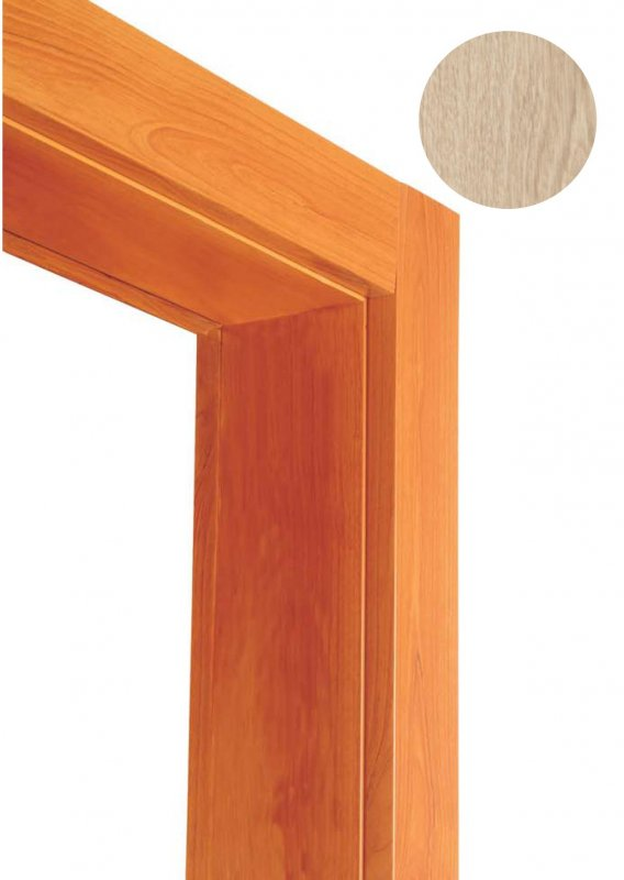 Casing frame module - white oak