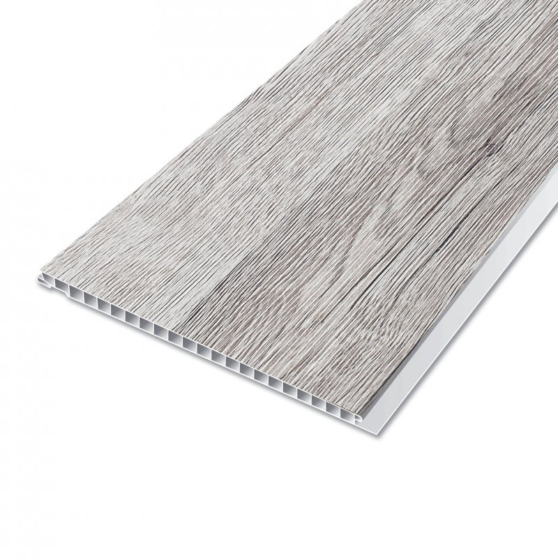 Plastic tiles Lome - Grand Oak Gray